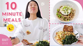 3 Simple Stay at Home Recipes Using What You Have | Easy Meal Ideas? ??