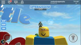 We All Must Defeat The Giant! / Battle of the Giant Boss on Roblox