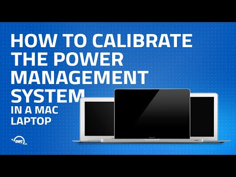How To Calibrate a Mac Laptop's Power Management System