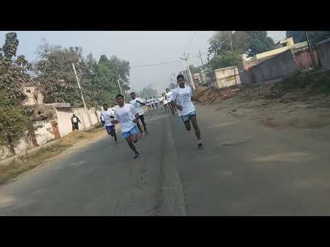 Rourkela mini marathon 2019. January 1