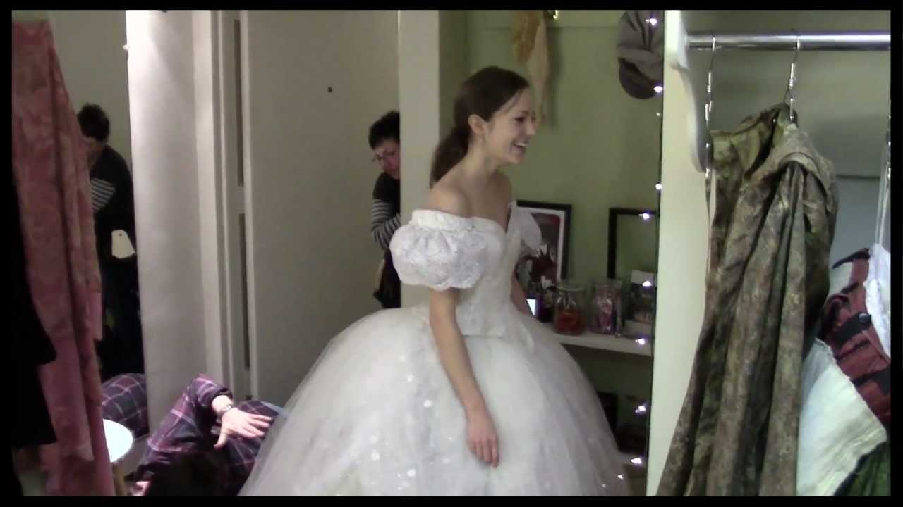 "Download The Princess Diary: Backstage at ""Cinderella"" with Laura Osnes, Episode 1: A Royal Costume Fitting"