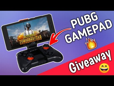 Giveaway 🔥 | Best Wireless Gamepad For Pubg Lovers | Mocute Wireless Smartphone Gamepad