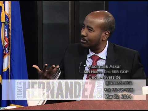 Abdi Askar GOP Candidate for Minnesota House in 60B