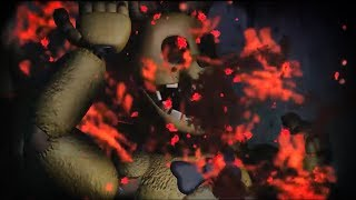 FNAF SFM The Rise of Springtrap SCARY Five Nights at Freddy's Animation