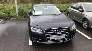 Audi A8 w prezencie dla naszego widza /Auta-z-Niemiec.com/