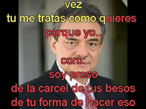 Jose Jose Preso con letra