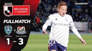 อวิสป้า ฟุกุโอกะ vs โยโกฮาม่า เอฟ มารินอส | เจลีก 2021 | Full Match | 10.03.21