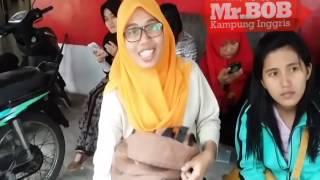 Kampung Inggris Mr.Bob - Rahma (Jakarta)