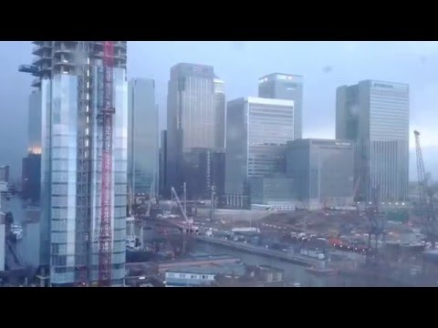 CANARY WHARF - LONDON UK