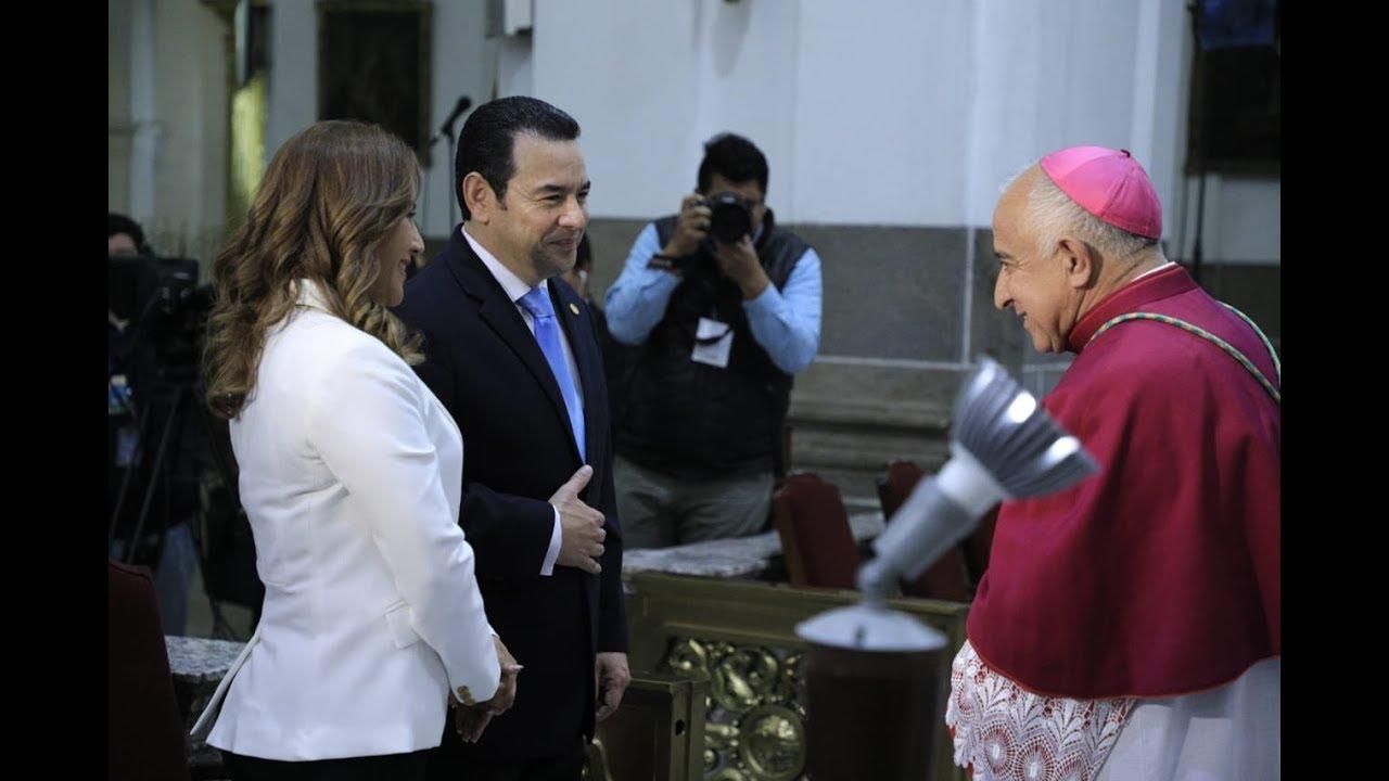 Resultado de imagen para TEDEUM guatemala
