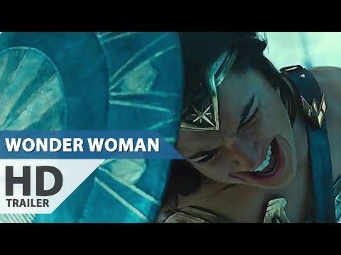 WONDER WOMAN Extended TV Spot (2017)