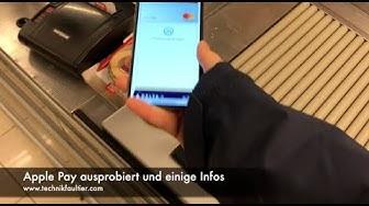 Apple Pay ausprobiert und einige Infos