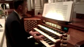 WIDOR TOCCATA IN F MAJOR FROM THE FIFTH SYMPHONY FOR ORGAN