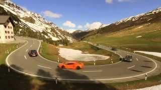 Elite Rent-a-Car Trailer: Elite Driving Tour in Switzerland