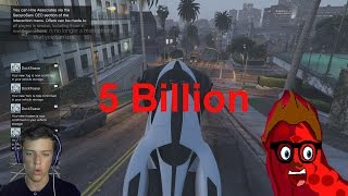 Video Spending 5 Billion Dollars In GTA 5 download MP3, 3GP, MP4, WEBM, AVI, FLV April 2018