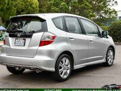 2011 Honda Fit 5dr HB Auto Sport W Navi National City California