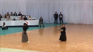 平成30年日本古武道演武大会 10 小野派一刀流剣術