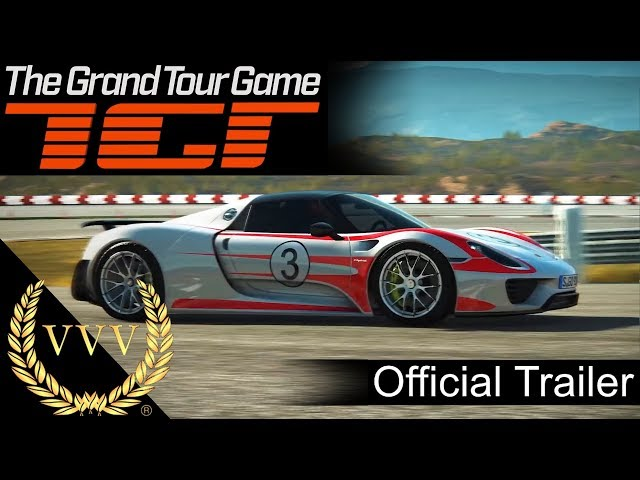 The Grand Tour Game - Gameplay Trailer