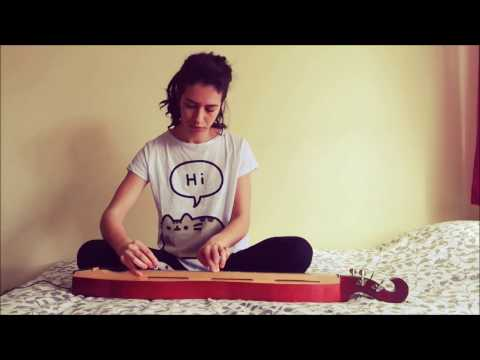 System of a Down - TOXICITY (Mountain dulcimer cover)
