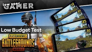 What do you need to play PUBG Mobile? (And PUBG Mobile lite!) RAM/CPU test