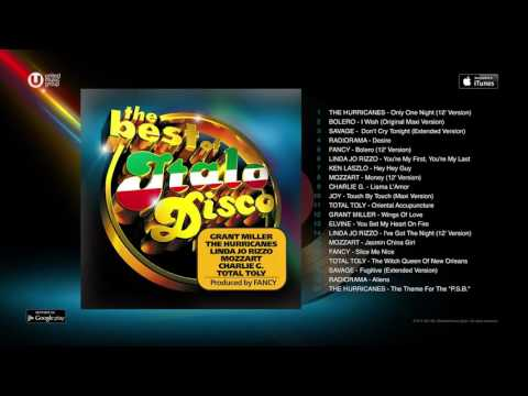 The Best Of Italo Disco vol.1 - Greatest Retro Hits (Various Artists) Mp3