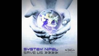 System Nipel - Orange