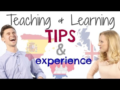 Teaching & Learning Tips & Experience! | Extra-long subtitled English listening practice