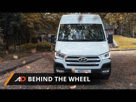 2018 Hyundai H350 Review Behind the Wheel