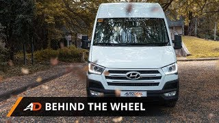 2018 Hyundai H350 Review - Behind the Wheel