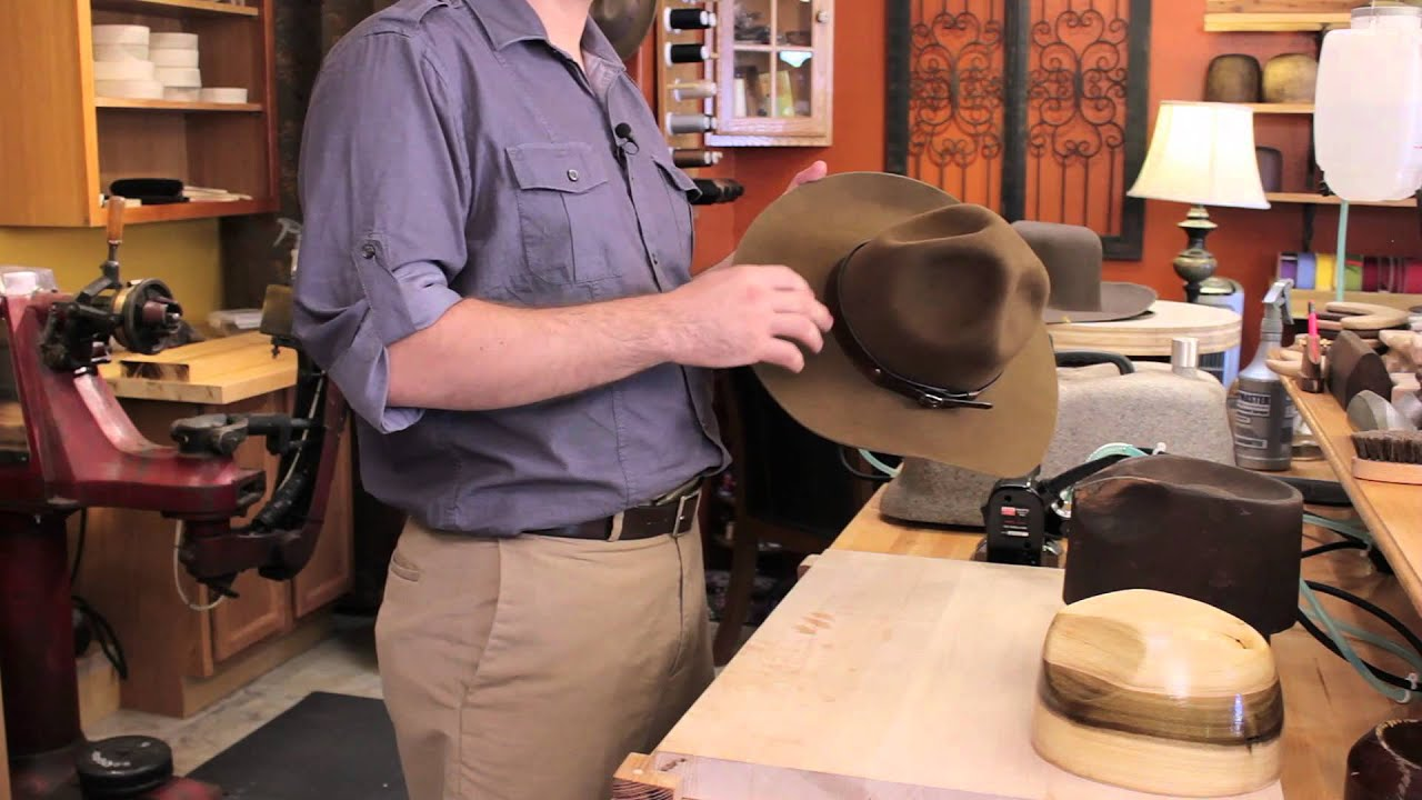 How to starch the hat easily and without problems 28