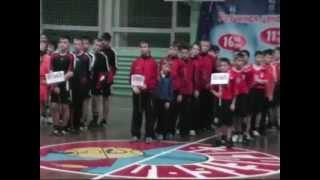 Чемпионат Украины по гандболу (Мелитополь 2011)
