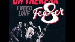 Teaser (feat. Adrian Vandenberg) - Oh Theresa
