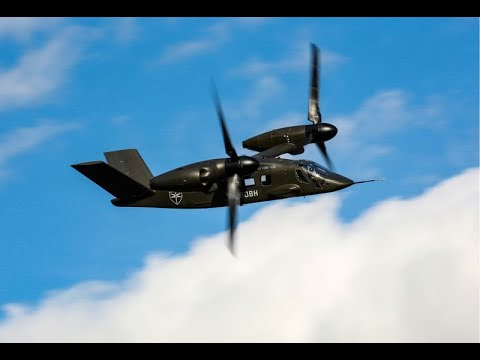 Bell V-280 Valor Multi Domain Operations
