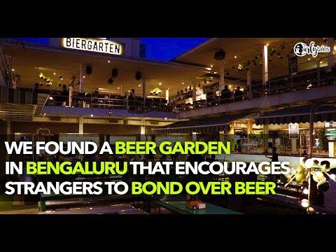 Bond Over Beer At The Biergarten In Bengaluru   Curly Tales