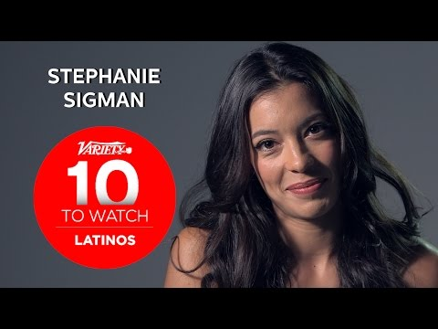 10 To Watch Latinos: Stephanie Sigman
