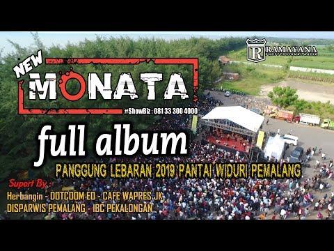 NEW MONATA -FULL ALBUM PANTAI WIDURI PEMALANG - RAMAYANA AUDIO