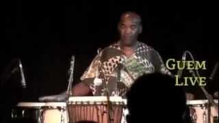Guem - Drums - Live 3 (HQ)