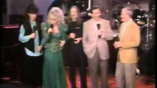 Dolly Parton  Guests - For All The Guys Ive Loved Before on The Dolly Show 1987/88 (Ep 9, Pt 9)
