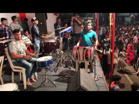 Lovely musical group day 4 Navratri at Mhatre wadi Dom (w).2017