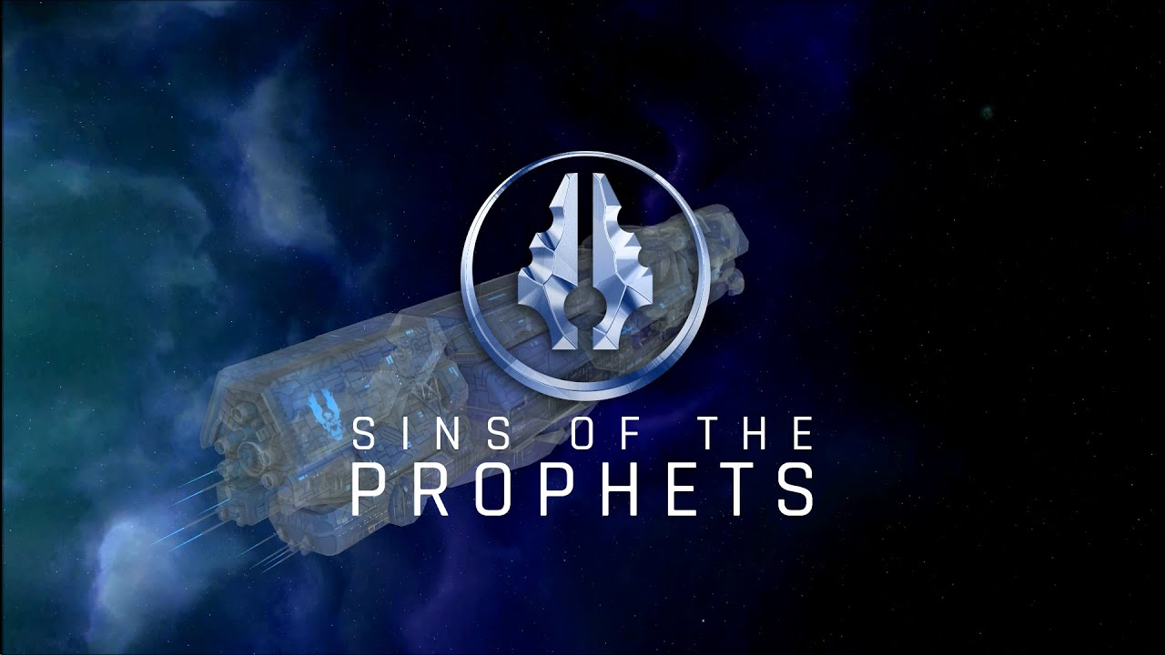 Sins of the Prophets - UNSC Infinity Shield Demo