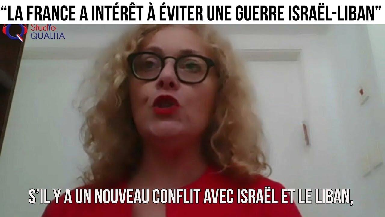 """""""La France a intérêt à éviter une guerre Israël-Liban"""" - L'invité du 19 mars 2021"""
