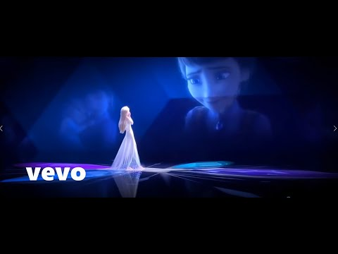 "FROZEN 2 ""SHOW YOURSELF"" ULTRA HD LYRIC VIDEO ELSA MEETS HER MOTHER Idina Menzel Evan Rachel Wood"