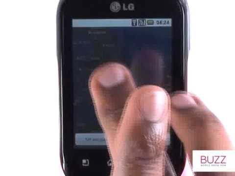 Wallpaper | LG Optimus Chat | The Human Manual