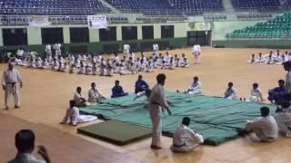 Japan - India Sports Festival ...Judo demo