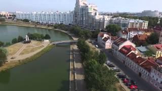 Минск глазами птичьих стай