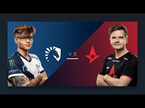 CS:GO - Team Liquid Vs. Astralis [Mirage] Map 2 - GRAND FINAL - ESL Pro League Odense Finals 2018