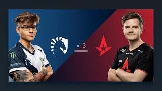 CS:GO - Team Liquid vs. Astralis [Mirage] Map 2 - ...