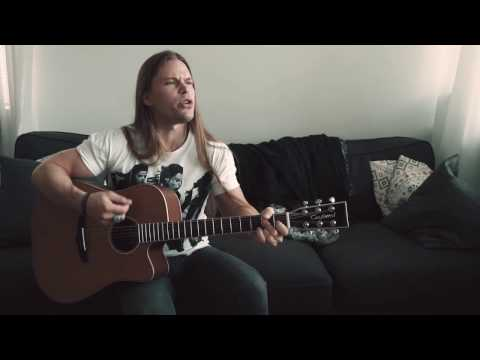 Journey - Don't stop believing - Kenny Leckremo Acoustic