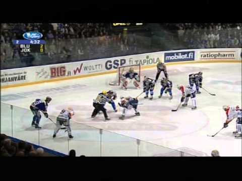 Espoo Blues - Jokerit 7. välierä 2007-08