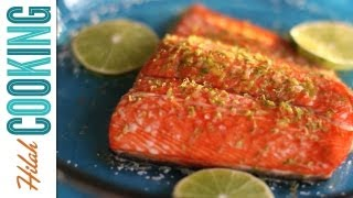 How to Cook Salmon | Hilah Cooking